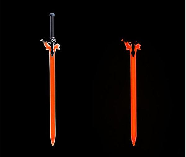 Elucidator High-Grade Electronic Toy Special Edition Sword Art Online Replica