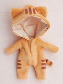 Tabby Cat Kigurumi Pajamas Nendoroid Accessory