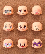 Face Plates Swap 04 Nendoroid Figure Accessories
