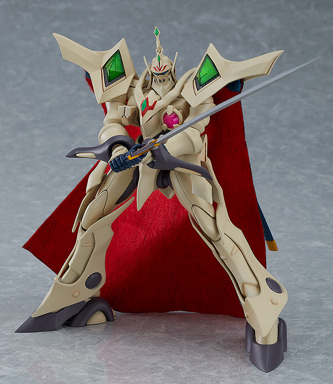 Guymelef Escaflowne The Vision of Escaflowne MODEROID Model Kit