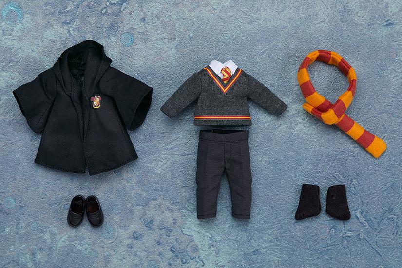 Boy's Gryffindor Uniform Harry Potter Nendoroid Doll Accessory