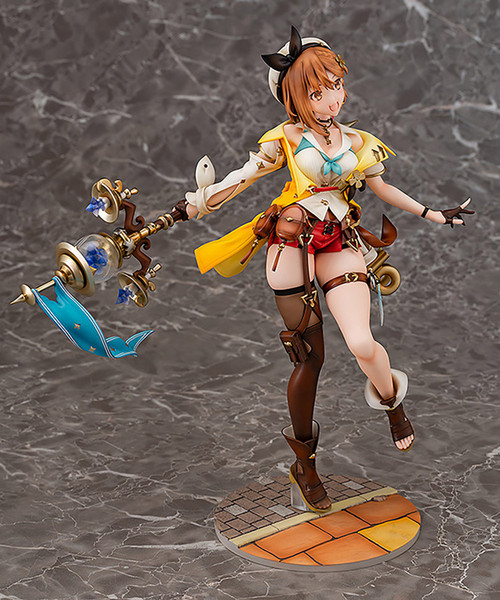 Reisalin Stout Atelier Ryza 2 Lost Legends & the Secret Fairy Figure