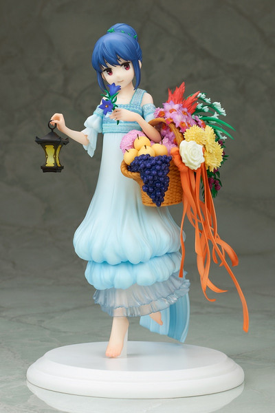 Rin Shima Birthday Ver Laid-Back Camp Figure