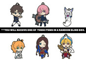 Fate/Grand Order Absolute Demonic Front Babylonia Vol 1 Nendoroid Plus Collectible PVC Keychain Blind Box