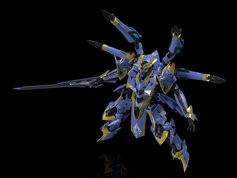 Ikaruga Knight's and Magic MODEROID Model Kit