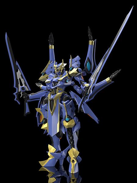 Ikaruga (Re-run) Knights and Magic MODEROID Model Kit