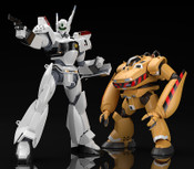 AV-98 Ingram & Bulldog Mobile Police Patlabor MODEROID Model Kit Set