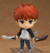 Shirou Emiya (Re-run) Fate/Stay Night Unlimited Blade Works Nendoroid Figure