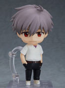 Kaworu Nagisa Rebuild of Evangelion Nendoroid Figure