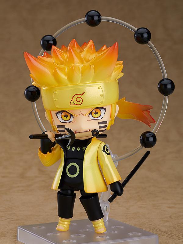 Naruto Uzumaki Sage of the Six Paths Ver Naruto Shippuden Nendoroid Figure