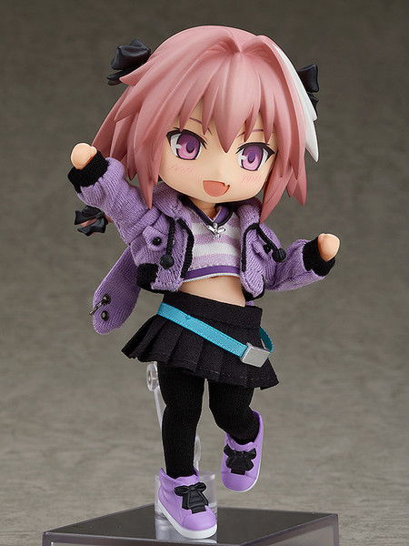 Rider of Black Casual Ver Fate/Apocrypha Nendoroid Doll Figure