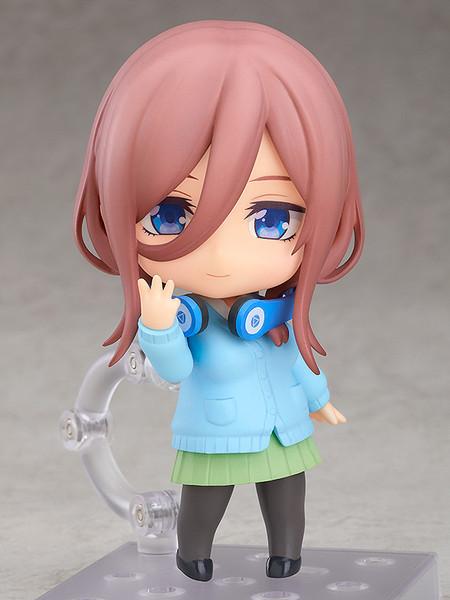 Miku Nakano The Quintessential Quintuplets Nendoroid Figure
