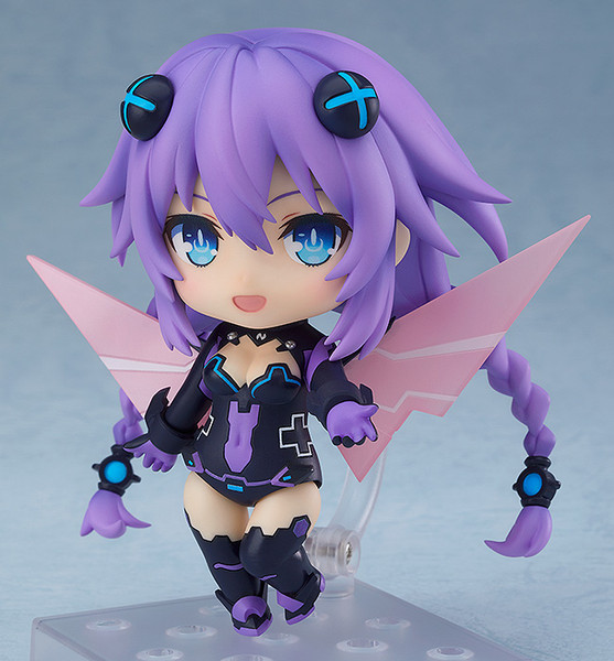 Purple Heart Hyperdimension Neptunia Nendoroid Figure