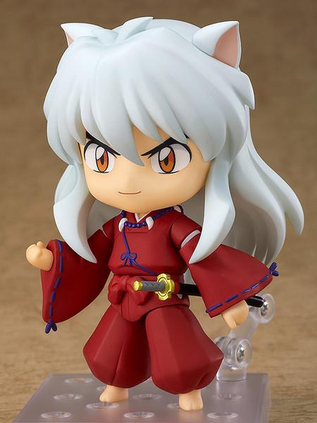 Inuyasha Inu Yasha Nendoroid Figure