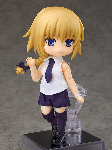 Jeanne d'Arc Casual Ver Fate/Apocrypha Nendoroid Doll Figure
