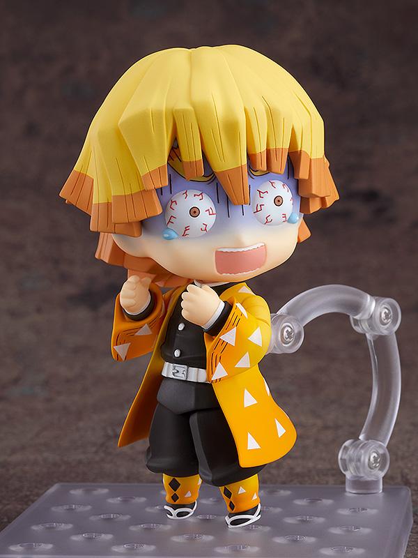 Zenitsu Agatsuma Demon Slayer Nendoroid Figure