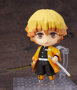 Zenitsu Agatsuma (Re-run) Demon Slayer Nendoroid Figure
