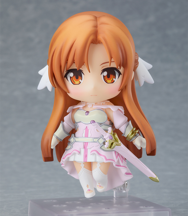 Asuna Stacia the Goddess of Creation Ver Sword Art Online Alicization War of Underworld Nendoroid Figure