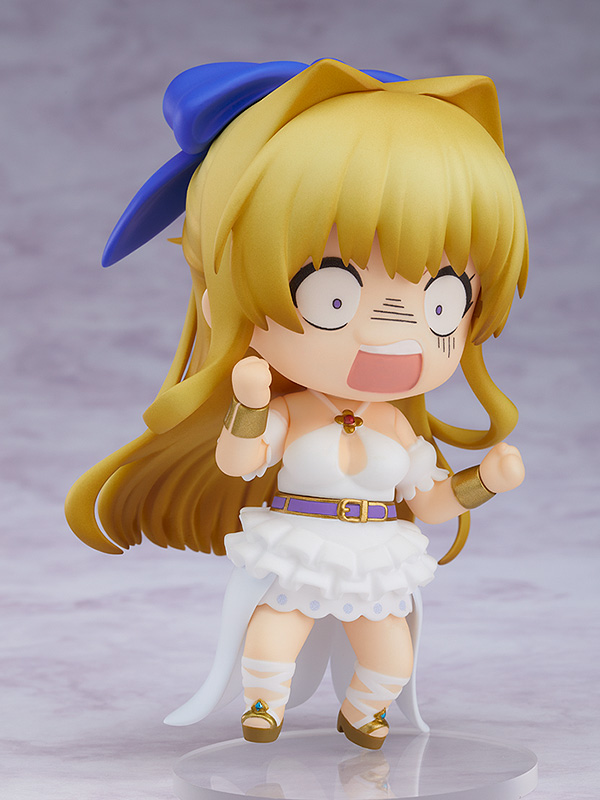 Ristarte The Hero Is Overpowered But Overly Cautious Nendoroid Figure