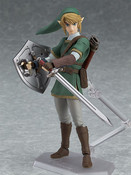 Link (Re-run) The Legend of Zelda Twilight Princess DX Edition Figma Figure