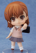 Mikoto Misaka (Re-run) A Certain Scientific Railgun S Nendoroid Figure