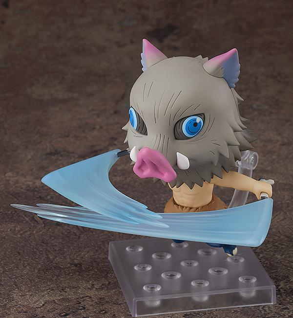 Inosuke Hashibira Demon Slayer Nendoroid Figure