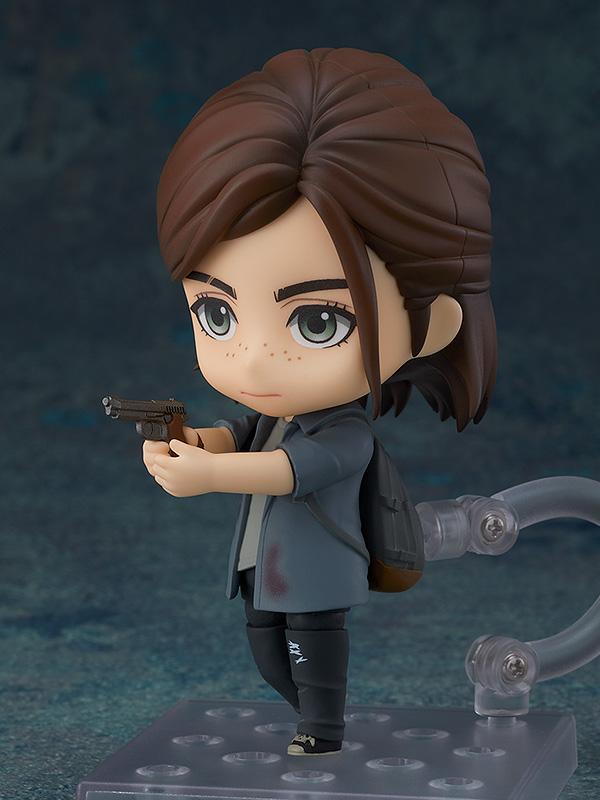 Ellie The Last of Us Part II Nendoroid Figure