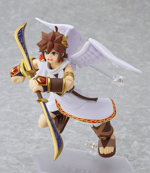 Pit (Re-run) Kid Icarus Uprising Figma Figure