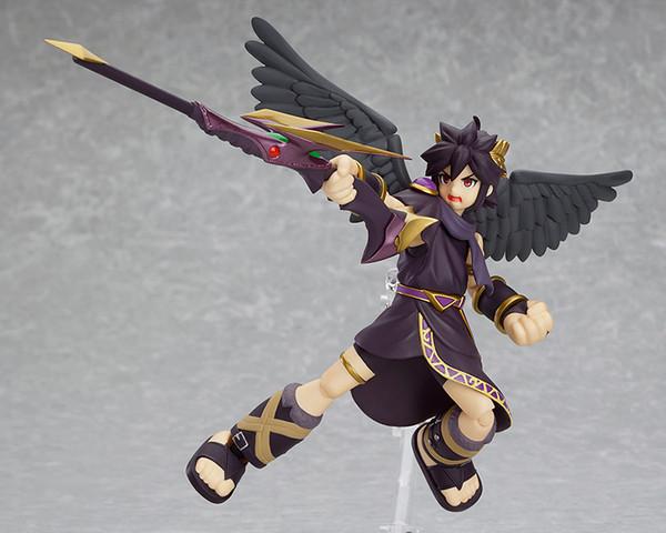 Dark Pit (Re-run) Kid Icarus Uprising Figma Figure