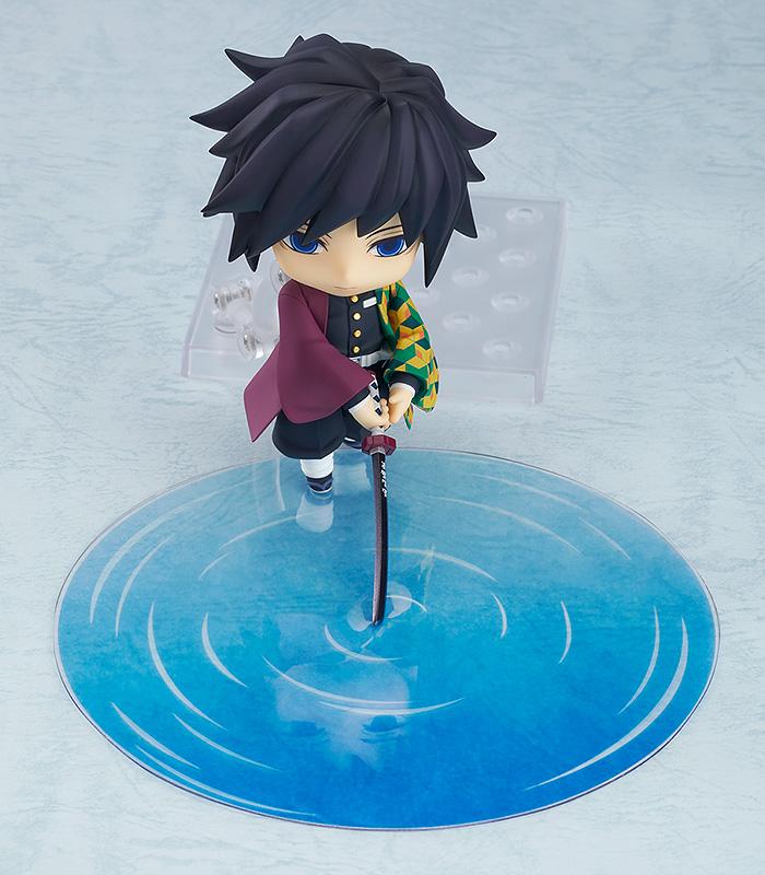 Giyu Tomioka Demon Slayer Nendoroid Figure
