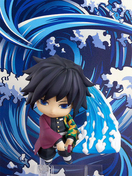 Giyu Tomioka Demon Slayer Nendoroid Figure