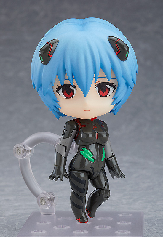 Rei Ayanami Plugsuit Ver Rebuild of Evangelion Nendoroid Figure