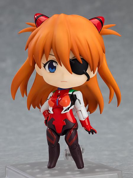 Asuka Shikinami Langley Plugsuit Ver Rebuild of Evangelion Nendoroid Figure