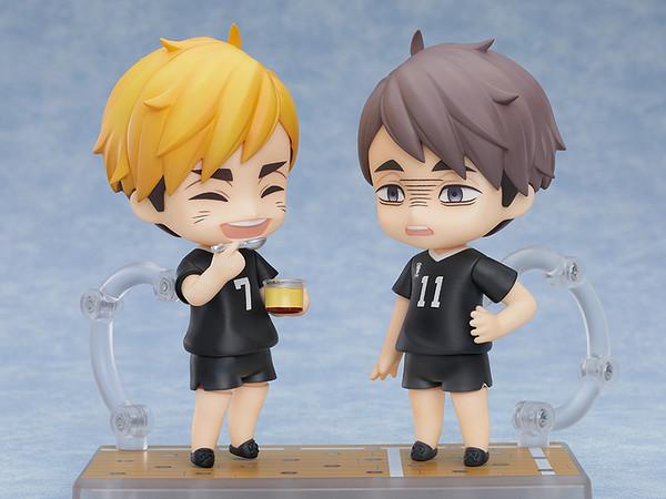 Osamu Miya Haikyu!! TO THE TOP Nendoroid Figure