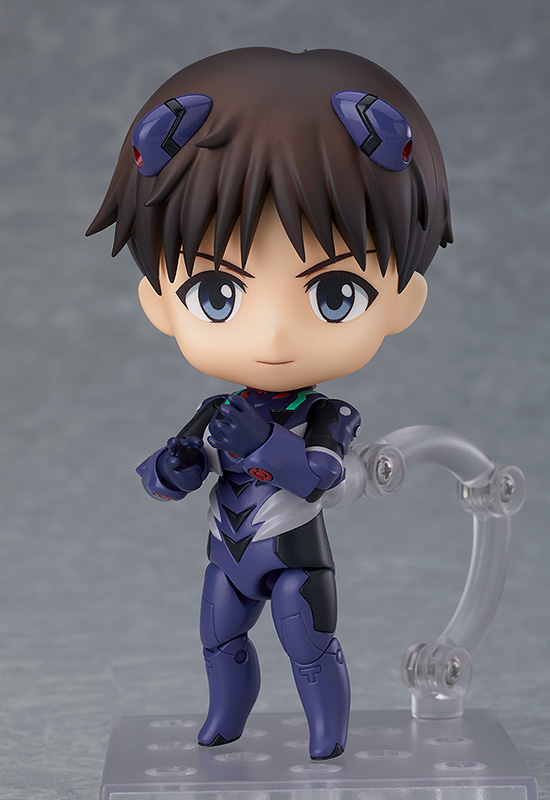 Shinji Ikari Plugsuit Ver Rebuild of Evangelion Nendoroid Figure