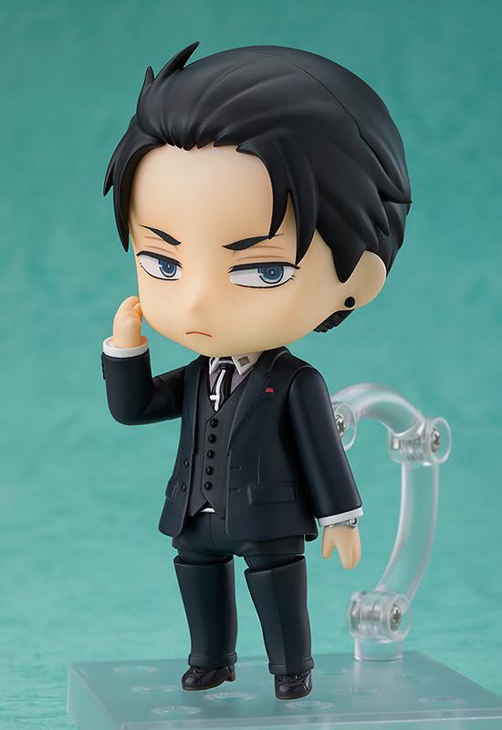 Daisuke Kambe The Millionaire Detective Balance Unlimited Nendoroid Figure
