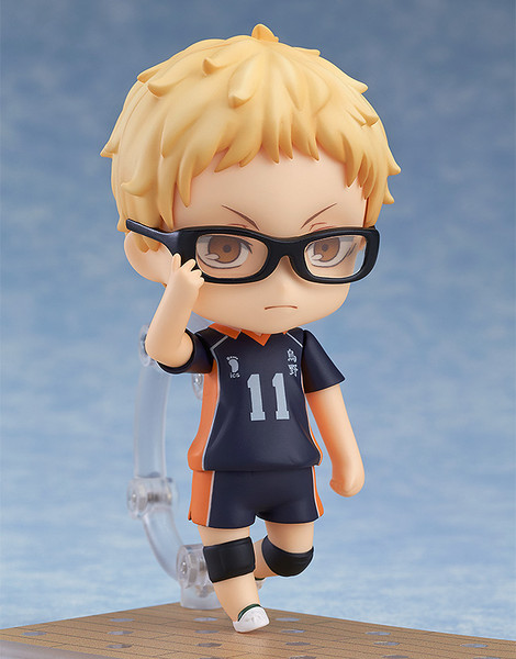 Kei Tsukishima (2nd-run) Haikyu!! Nendoroid Figure