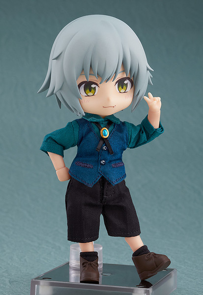 Ash the Wolf Nendoroid Doll Figure
