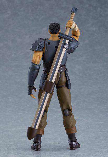 Guts' Band of the Hawk Ver Repaint Edition Berserk Golden Age Arc Figma Figure
