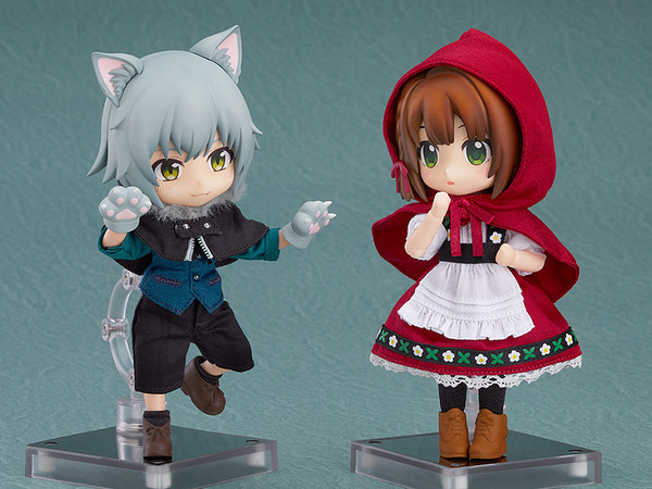 Rose Little Red Riding Hood Nendoroid Doll Figure