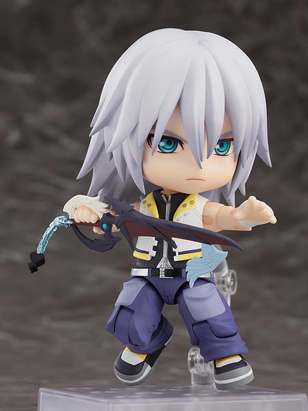 Riku Kingdom Hearts II Ver Nendoroid Figure