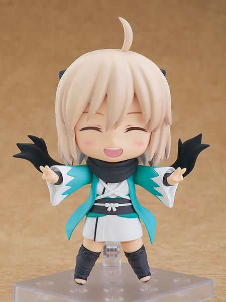 Saber/Okita Souji Ascension Ver Fate/Grand Order Nendoroid Figure