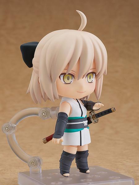 Saber/Okita Souji Fate/Grand Order Nendoroid Figure