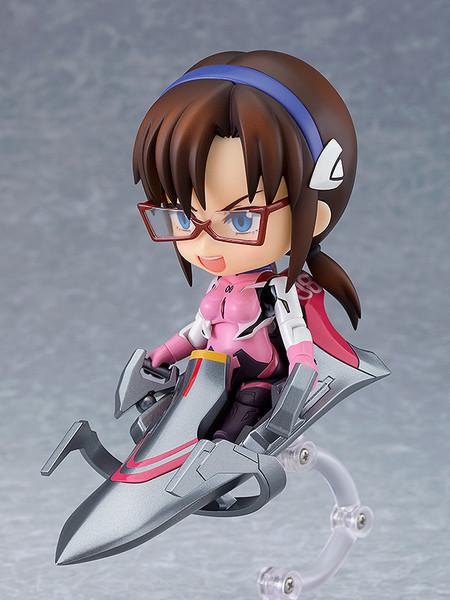 Mari Makinami Plugsuit Ver Rebuild of Evangelion Nendoroid Figure