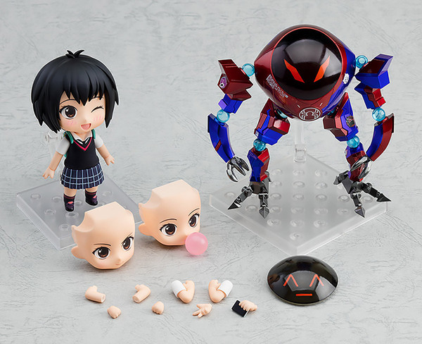 Peni Parker Spider-Verse Edition DX Ver Spider-Man Into the Spider-Verse Nendoroid Figure