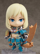 Hunter Female Zinogre Alpha Armor DX Ver Monster Hunter World Iceborne Nendoroid Figure