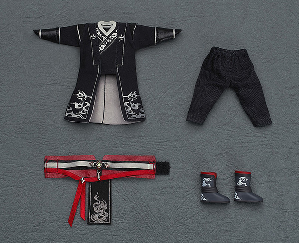 Luo Binghe Scum Villain's Self-Saving System Nendoroid Doll Figure