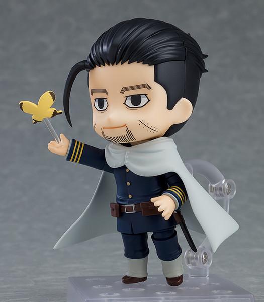 Ogata Hyakunosuke Golden Kamuy Nendoroid Figure
