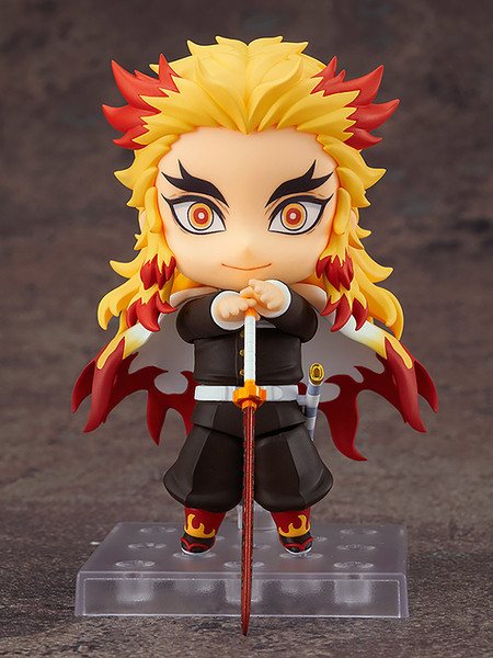 Kyojuro Rengoku Demon Slayer Nendoroid Figure