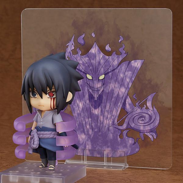 Sasuke Uchiha (2nd-run) Naruto Shippuden Nendoroid Figure